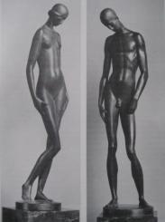 Joseph Enseling - Adam und Eva