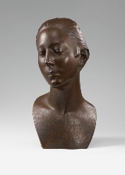 Joseph Enseling - Bildnis einer Frau